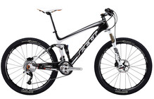 Felt MTB Edict Pro carbon matt/wei